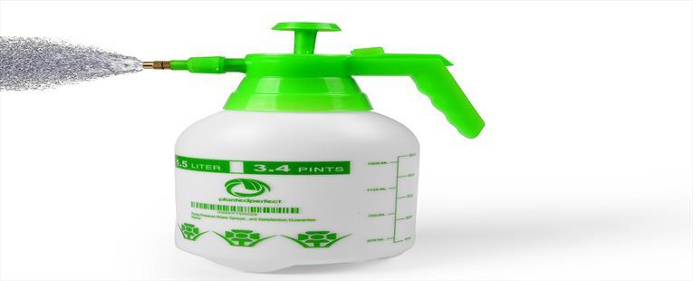 Planted Perfect 2L Hand Pump Garden Sprayer - Handheld Pressure ...