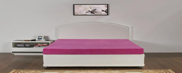 Adventurous Rolled up Foam Mattresses - Memory Foam Twin / D2EX-TWYX1239 / 1