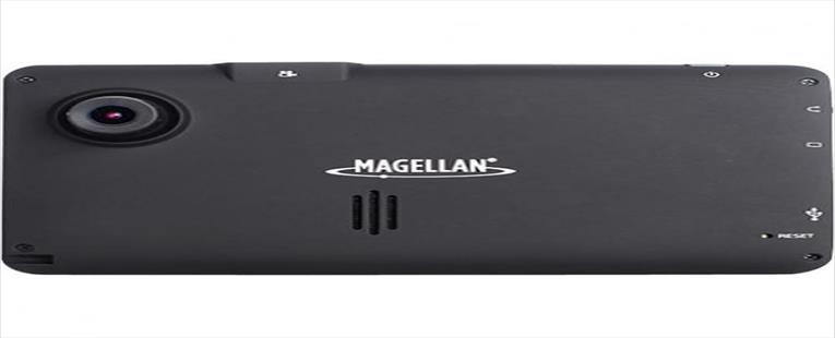 """MAGELLAN RM6620SGLUC RoadMate(R) 6620-LM 5"""" GPS Dash Cam Navigator"""