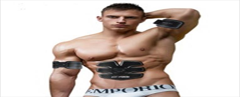 EMS Abs Shape Home Trainer Exercise