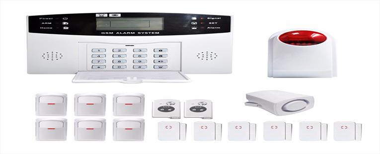 LCD Wireless GSM Autodial For Home House Office Security Burglar Intruder Alarm