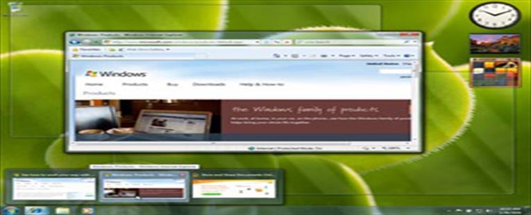 Windows 7 Professional SP1 64-bit