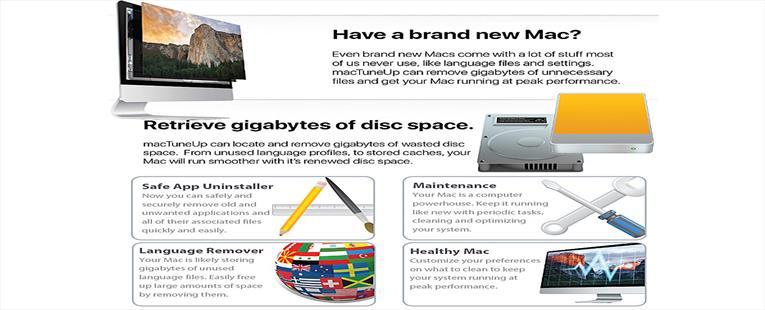 Macware Mac TuneUp 7.0 - Download