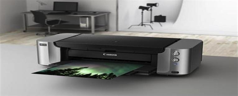 Canon PIXMA PRO-100 Wireless Single-Function Color Inkjet Printer