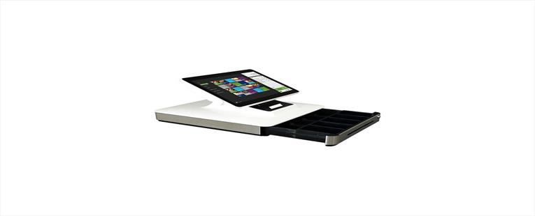 """Elo Touch Solutions PayPoint 13.3"""" ARM A9 2 GHz Dual Core 1 GB RAM 16 GB SSD POS System"""