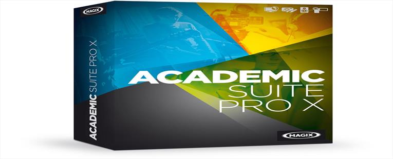 MAGIX Academic Suite Pro X - Download