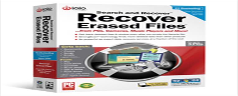 Search and Recover - iolo technologies