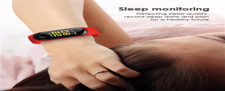 M3 Smart Bracelet - Smart Watch
