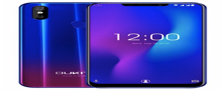 OUKITEL U23 4G Smartphone Outra Versão da Área