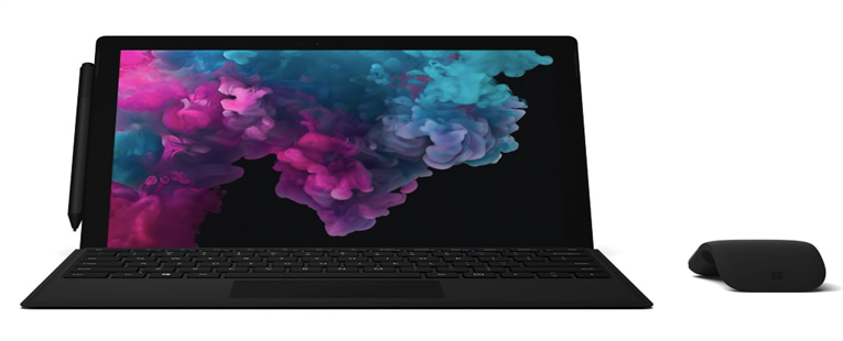 Surface Pro 6 - 256GB / Intel Core i5 / 8GB RAM (Platinum)