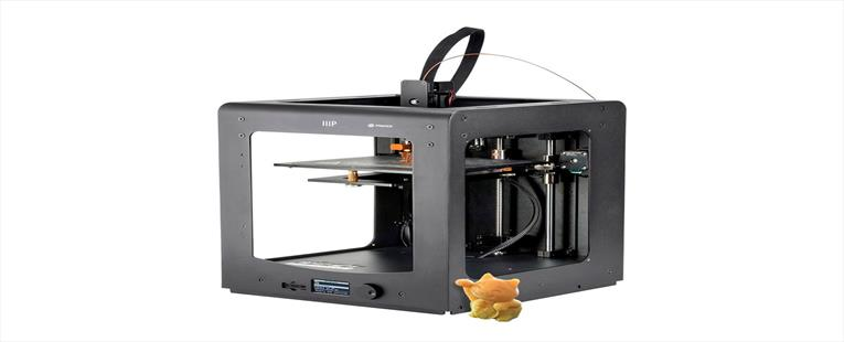 Monoprice Maker Ultimate 3D Printer - MK11 DirectDrive Extruder / 24V Power System