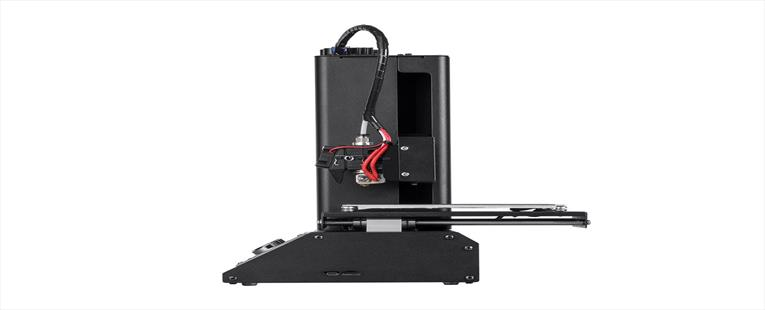 Monoprice MP Select Mini 3D Printer V2, Black