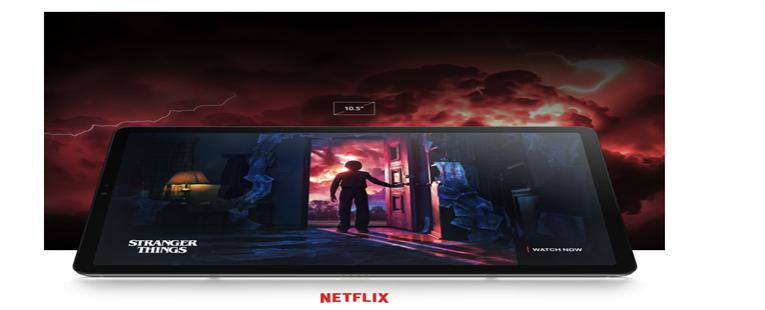 """Samsung Galaxy Tab S5e (10.5"""") Black WiFi 64GB- SM-T720NZKAXSP(no Spen)"""