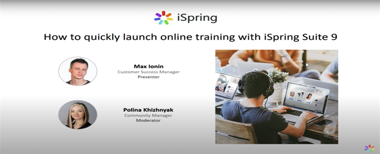 iSpring Learn LMS SaaS offer for Government