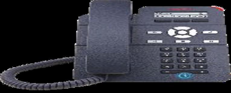 Avaya J129 IP PHONE 5V 3PCC