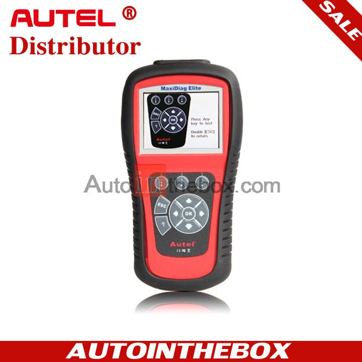 AUTEL MaxiDiag Elite MD802 4 system