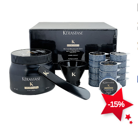 Chronologiste Essential Revitalization Ritual Kit - Scalp and Hair