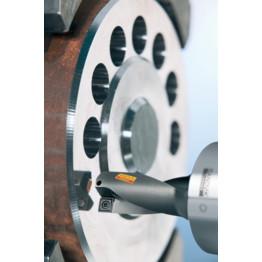 Sandvik Coromant.Sandvik Coromant CoroDrill 880 Indexable Drilling Inserts