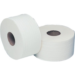 Solent Cleaning.'Stroll' Jumbo and Mini Jumbo Toilet Rolls