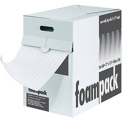 "Air Foam Dispenser Packs, 1/16"" x 24"" x 350', 1 Each (FD11624)"