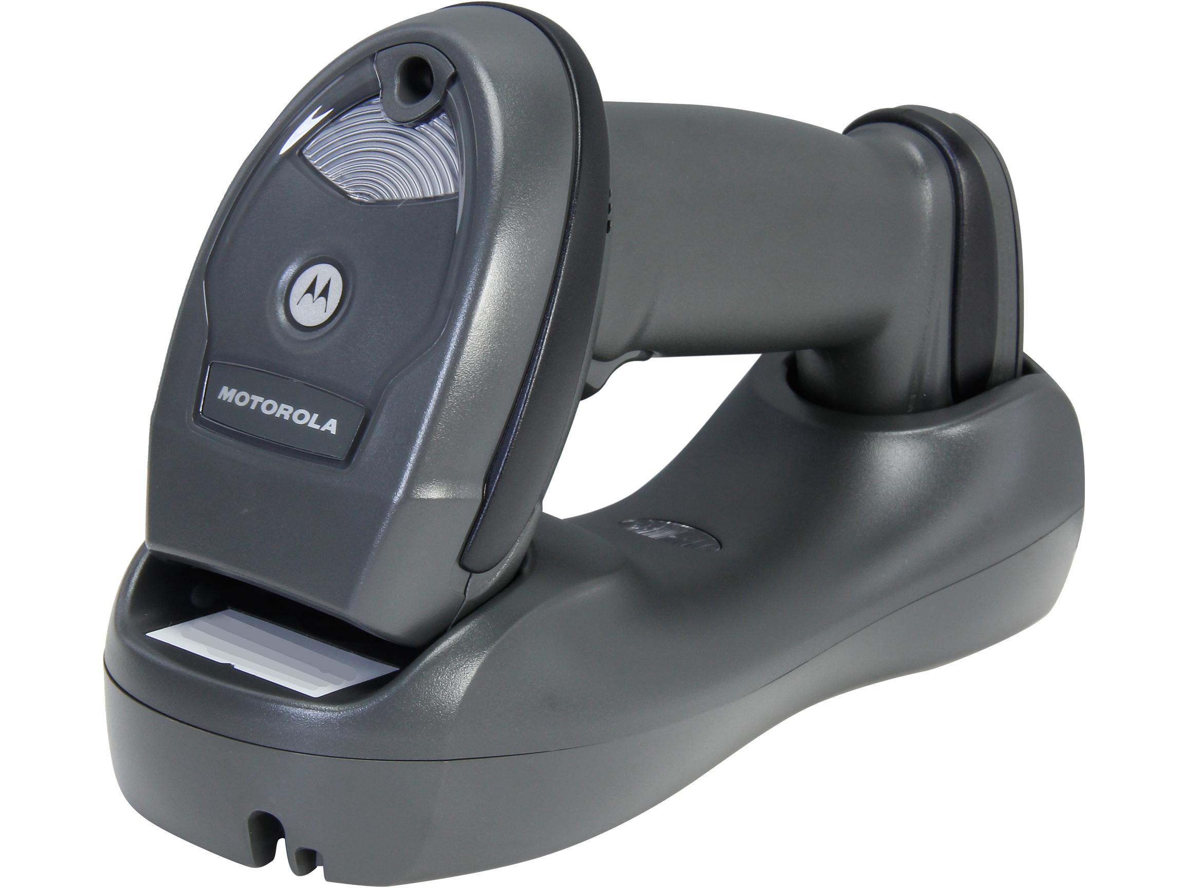 Zebra Motorola  LI4278 Handheld Barcode Scanner - Black