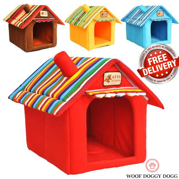 Colorful Dog House