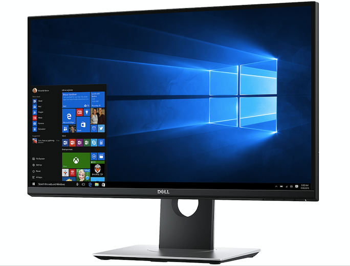 Dell Gaming S2417DG YNY1D 23.8-Inch Screen LED-Lit Monitor with G-SYNC
