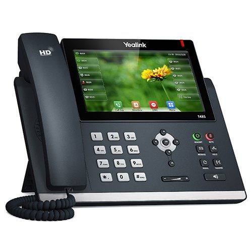YEALINK SIP-T48S Ultra-Elegant Touchscreen Gigabit IP Phone