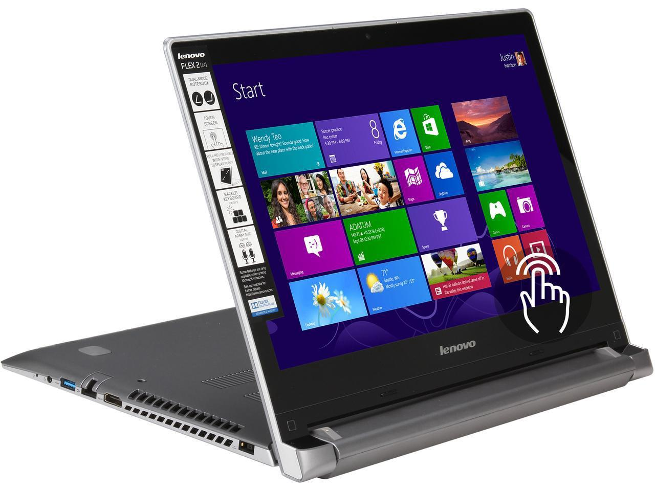 "Lenovo ThinkPad Yoga 370 20JH0026US 13.3"" Touchscreen LCD 2 in 1 Notebook"