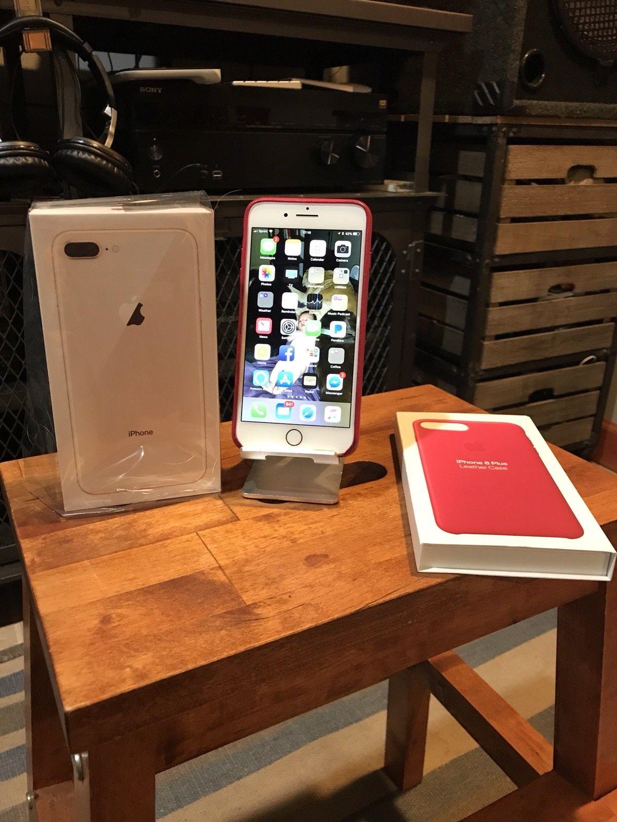 For Sale Apple iPhone 8 plus 256GB Original