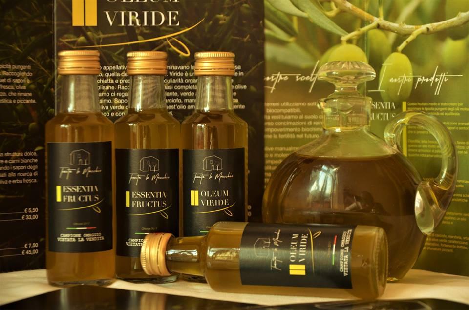 ITALIAN OLIVE OIL EXTRAVERGINE 100%