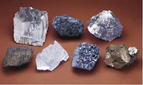 Minerals available in china