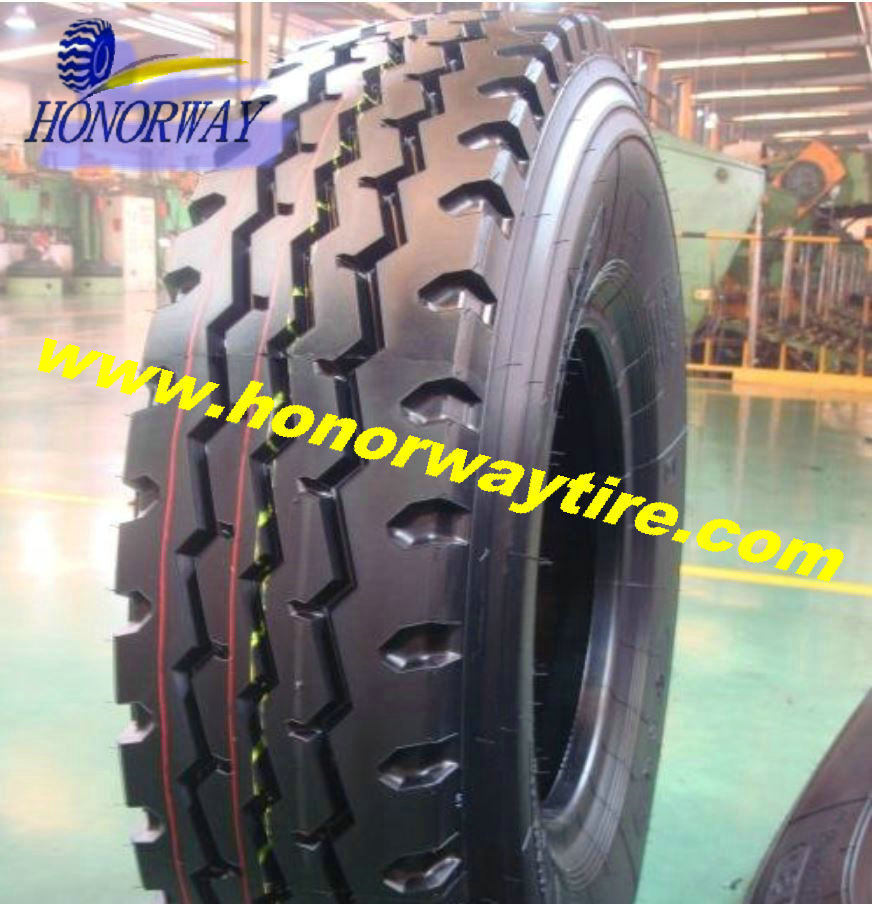 Truck Tire, Truck Tyre with tube