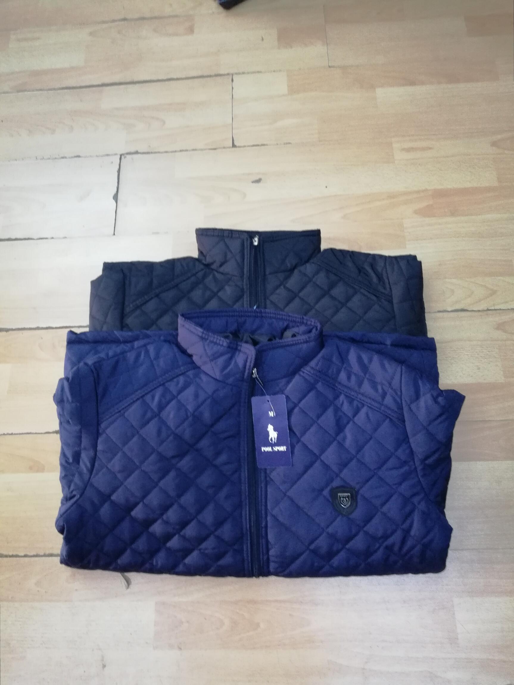Square Designed Capiton Jacket