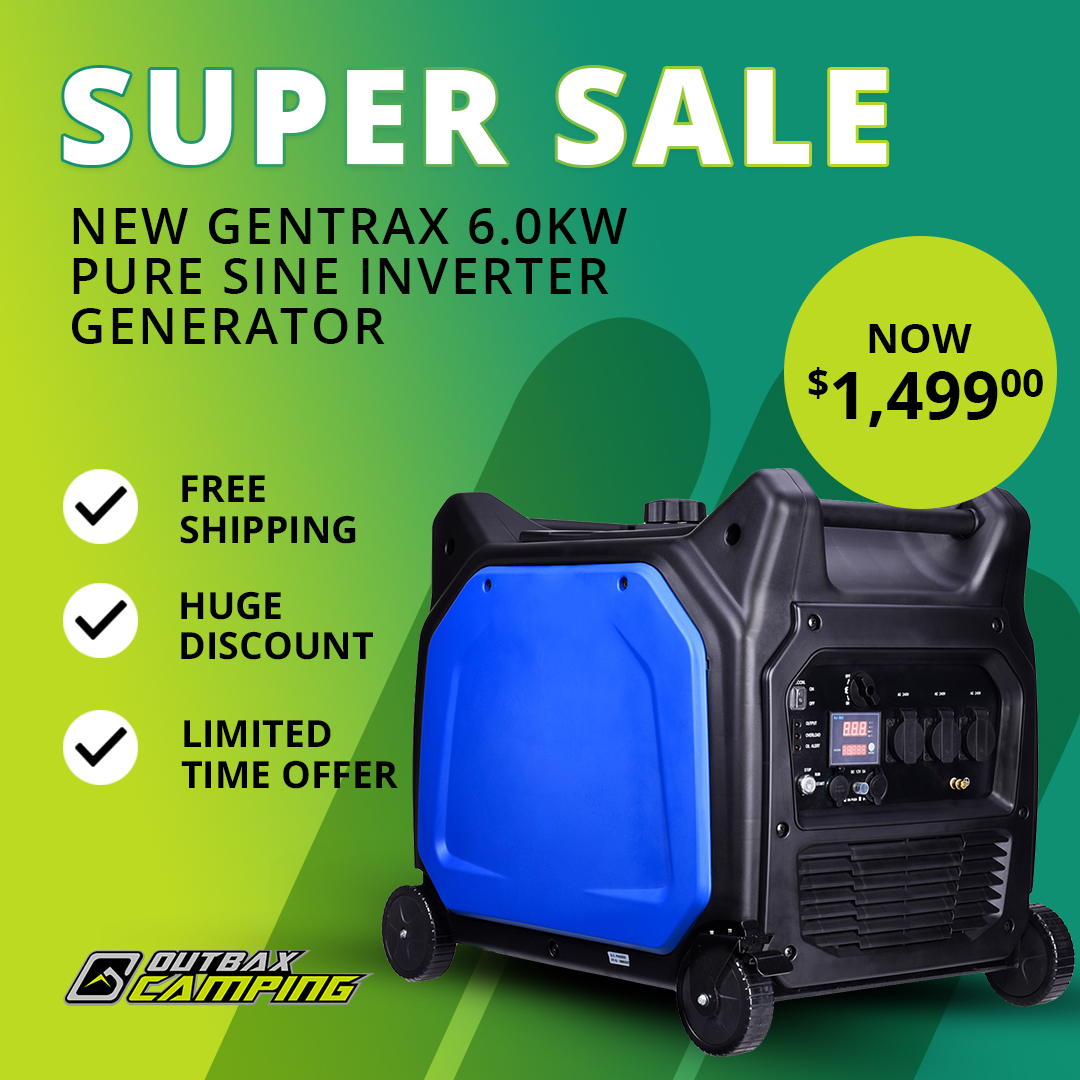 Gentrax Inverter Generators