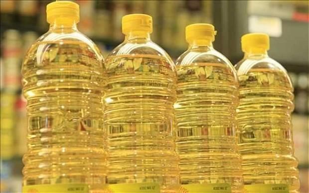 Sunflower Oil & Corn Oil